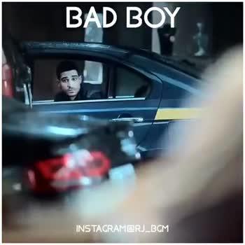 bad boys - BAD BOY INSTAGRAM @ RJ _ BGM BAD BOY INSTAGRAM @ RJ _ BCM - ShareChat