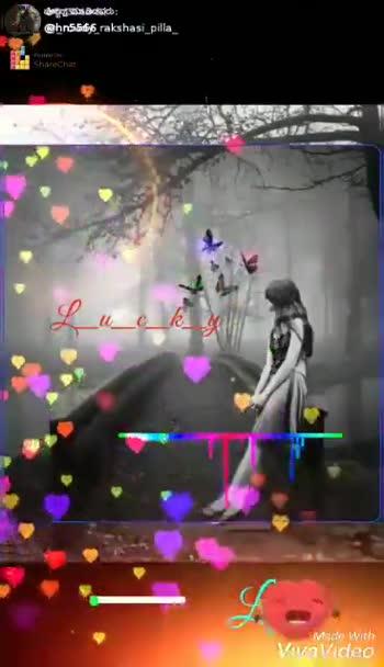 📝Lyrics - g adad : @ hnsst6 rakshasi _ pilla _ Sharmat Made With VivaVideo ShareChat ALMIKI DUG Hanamant . . . hn5566 woda ( KA 22 ) . Follow - ShareChat