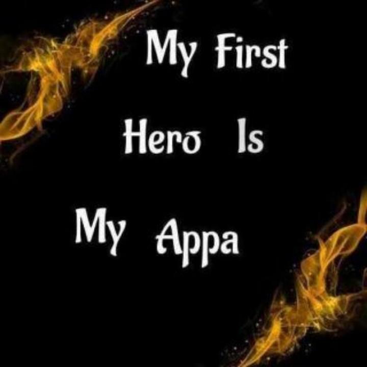 👨🏻 அப்பா - My First Hero is My Appa - ShareChat