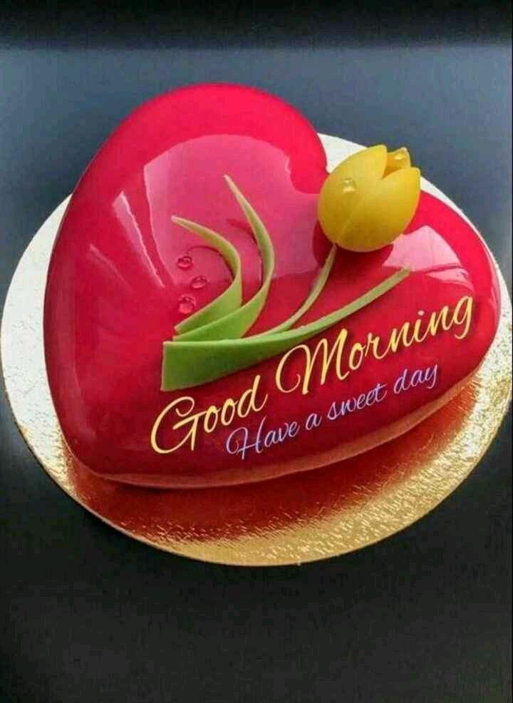 🌅ಶುಭೋದಯ - Good Morning Have a sweet day - ShareChat