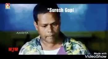 😂 വീഡിയോ ട്രോളുകൾ - * Suresh Gopi AMRITA HON Made with VideoShow Suresh Gopi AMRITA * Thrissur Made with VideoShow - ShareChat