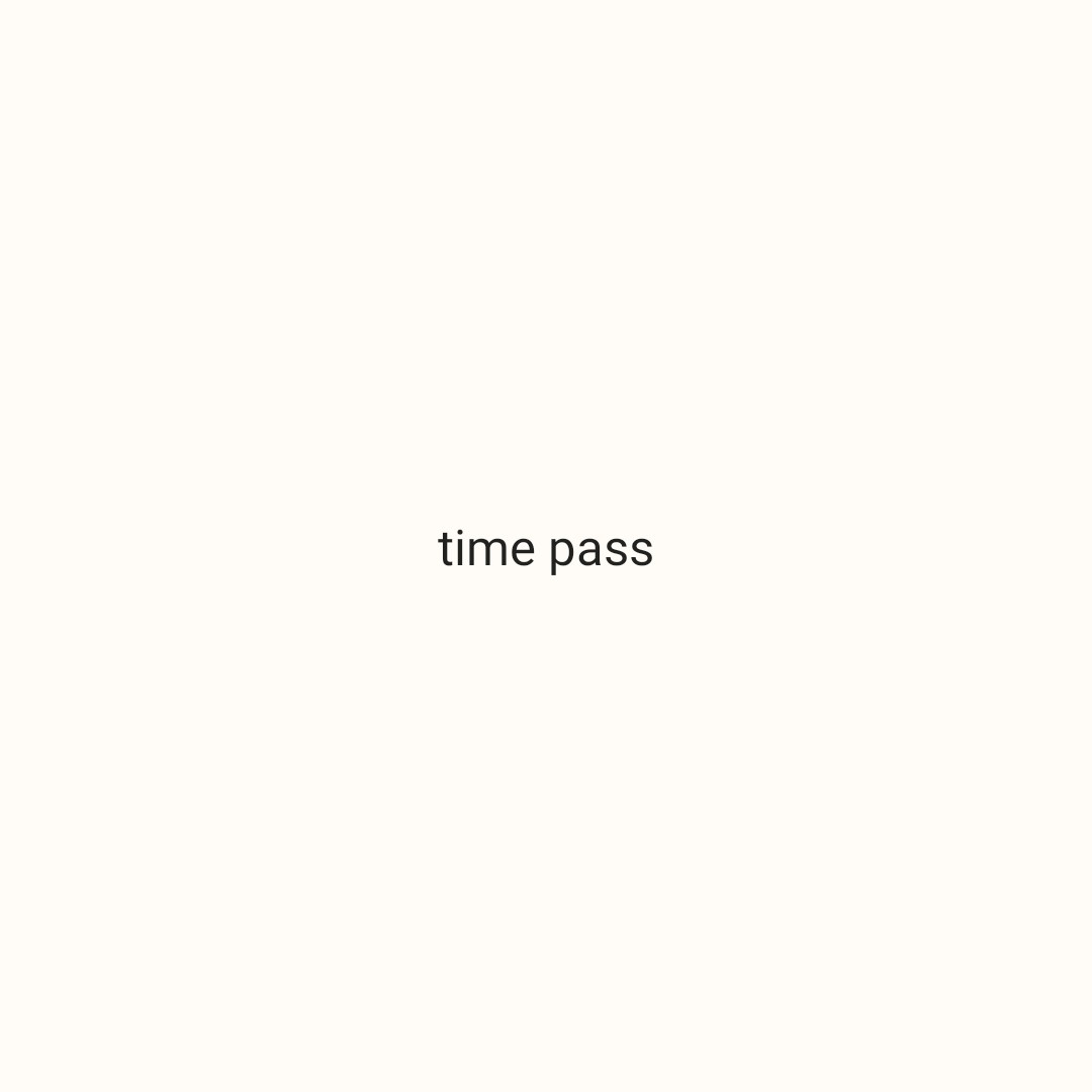 only girl - time pass - ShareChat
