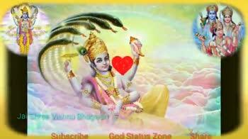 🕉 जय विष्णु देव 🙏 - jal - ShareChat