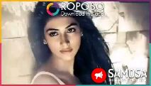 aravindasametha Pre release - ROPOSO Download ISE LOPE TOLYWO ОАЕ SAMOSA Download the app ROPOSO Download the app TELISEY LOPFY # SAMOSA Download the app - ShareChat