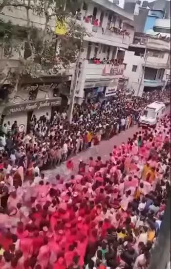 ganpati visarjan - ShareChat