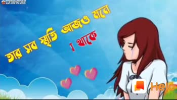 💔ভগ্নহৃদয় শায়েরি - STIFTOP STORY | বলাে হায়রে কি তা : Share Shayris , Quotes , WhatsApp Status Google Play - ShareChat