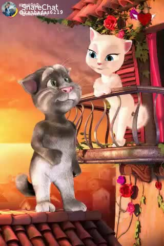 😄ମଜେଦାର ଭିଡ଼ିଓ - ShapeChati nhadas6 gnarechang olanhadas6219 Sharechat Tom Loves Angela www . o7n . co / Love - ShareChat