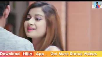 🎶রোমান্টিক গান - Welike Download app Download Hillo App Get More Status Videos Welike - ShareChat