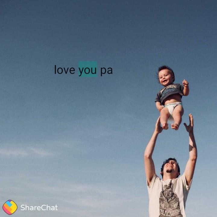 🧸 ನನ್ನ ಟೆಡ್ಡಿ - love you pa GR ShareChat - ShareChat