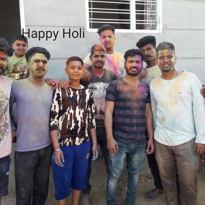 🥘ਹੋਲੀ food - Happy Holi of low - ShareChat