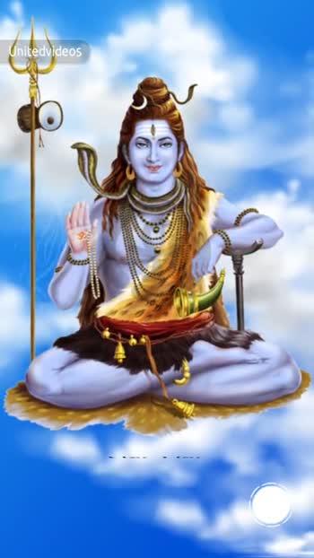 om namah shivay🙏 - UN Mahadev Bhakt Created by Unit - ShareChat