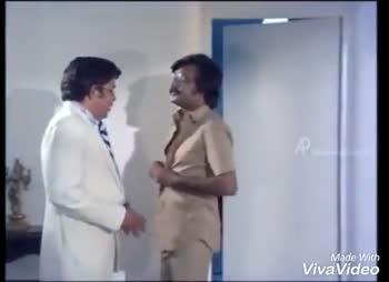 ரஜினி VS கமல் - Made With Viva Video Made With Viva Video - ShareChat