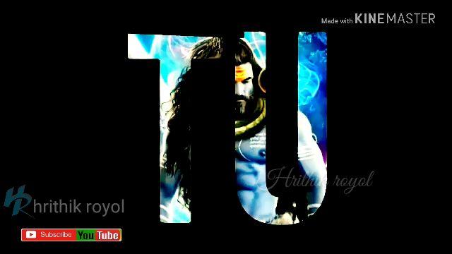 """""""హార హార మహాదేవ శంభో శంకర"""" ఓం నమ: శివయ! - Made with KINEMASTER Hrithia royal Rhrithik royol Subscribe Subscribe You Tube Made with KINEMASTER Hrithik royal Rhrithik royol Subscribe You Tube - ShareChat"""