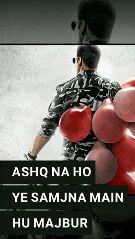 🇮🇳 indian army 🇮🇳 - NAINA ASHQ NA HO - ShareChat