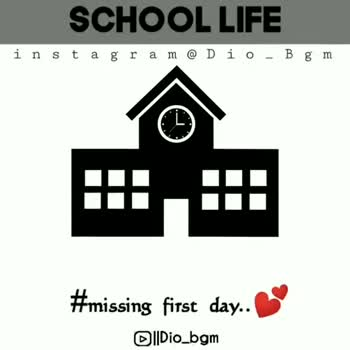 my school life - SCHOOL LIFE in stagram @ D i o - Bgm # Missing PET period . . | | Dio _ bgm SCHOOL LIFE in s t a g r am @ Dio - Bgm # Next eapo . . ? | | Dio _ bgm - ShareChat