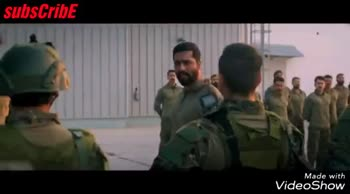indian army - subsCrib Made with VideoShow subsCribe Made with VideoShow - ShareChat