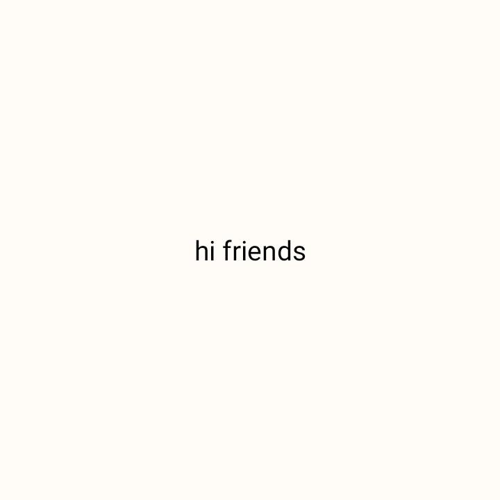 My friend - hi friends - ShareChat