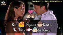 Romantic Dialogue - Youtube / ETC - - Everything Collection Tum Jaisi Ho Va Youtube / ETC - - Everything Collection 12 Pyar Me s Sauda Nhi Hota 51  - ShareChat