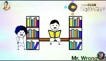 🤓 ਪੜ੍ਹਾਈ ਵੀ, ਮਸਤੀ ਵੀ - Posted on : & Sharechat Mr . Wrong TP . Posted on ShareChat Mr . Wrong - ShareChat