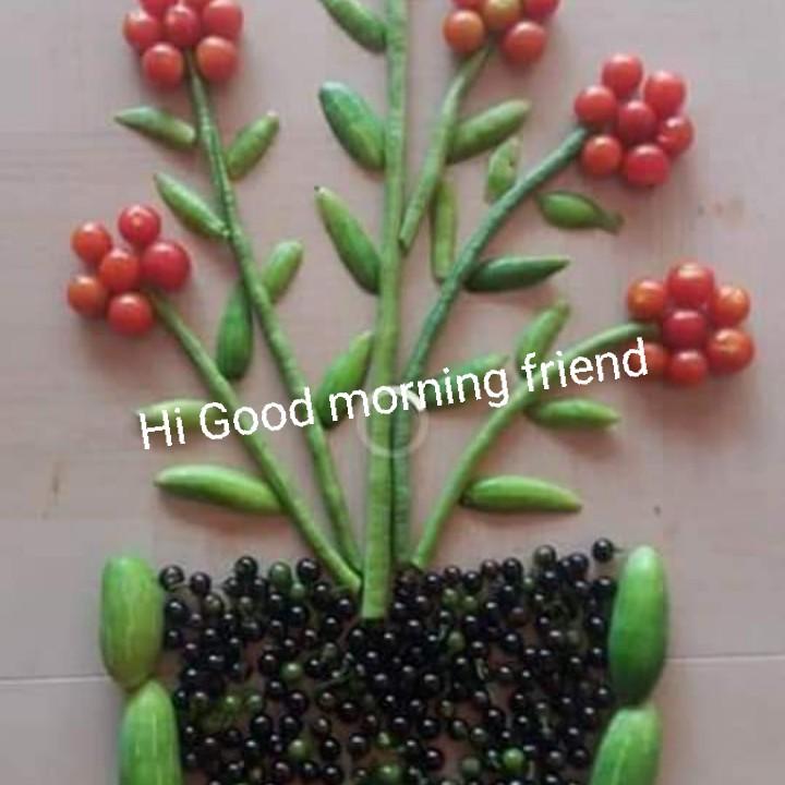 🌅శుభోదయం - Hi Good morning friend - ShareChat