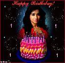 🎂हैप्पी बर्थडे श्रेया घोषाल🎶 - Happy Birthday imikimi . com - ShareChat