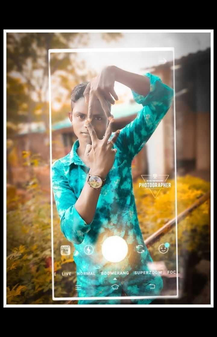 amol - PHOTOGRAPHER LIVE NORMAL BOOMERANG SUPERZOOM FOC - ShareChat