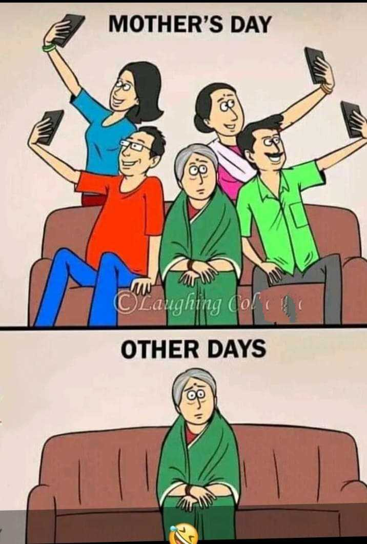 annaiyar dhinam - MOTHER ' S DAY Laughing or OTHER DAYS - ShareChat