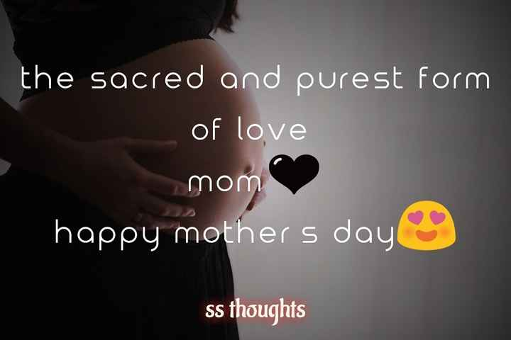 annaiyar dhinam - the sacred and purest form of love mom happy mothers day ss thoughts - ShareChat