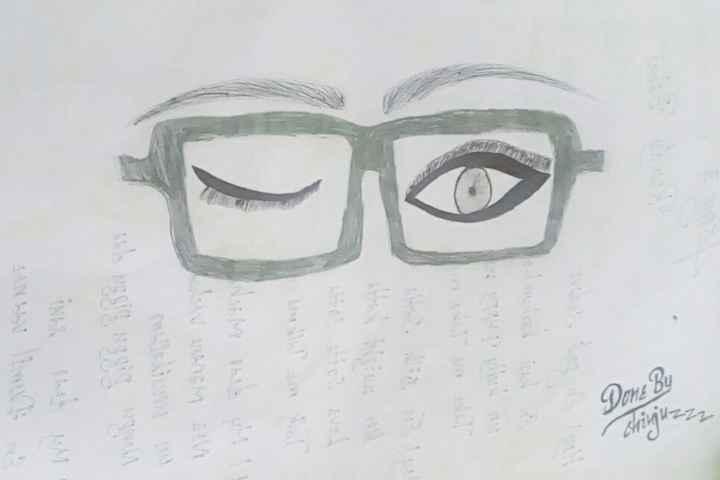 art - WIE WENN Done By Chingazzz - ShareChat
