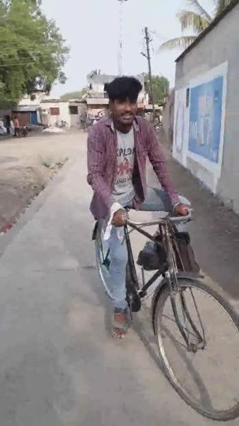 🚲जागतिक सायकल दिन - WPLON SINGH ARI - ShareChat