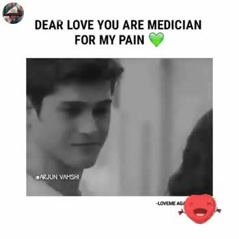 sad emotional song - DEAR LOVE YOU ARE MEDICIAN FOR MY PAIN SARJUN VAMSHI - LOVEME Note Sharchas ShareChat You Are My Manu manoj _ manu My Mom Is My Darling Follow - ShareChat