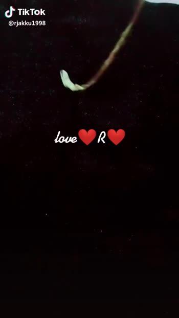 😔😔 - Love Tik Tok @ rjakku1998 love R @ rjakku1998 - ShareChat