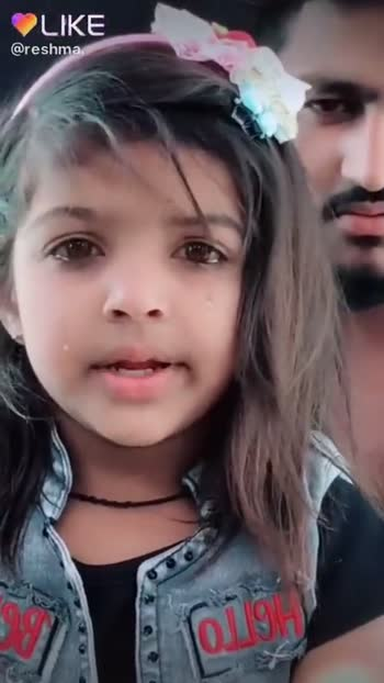 👶बच्चों का टैलेंट - OLIKE @ reshma . TOJSAL - QLIKE APP Magic Video Maker & Community - ShareChat