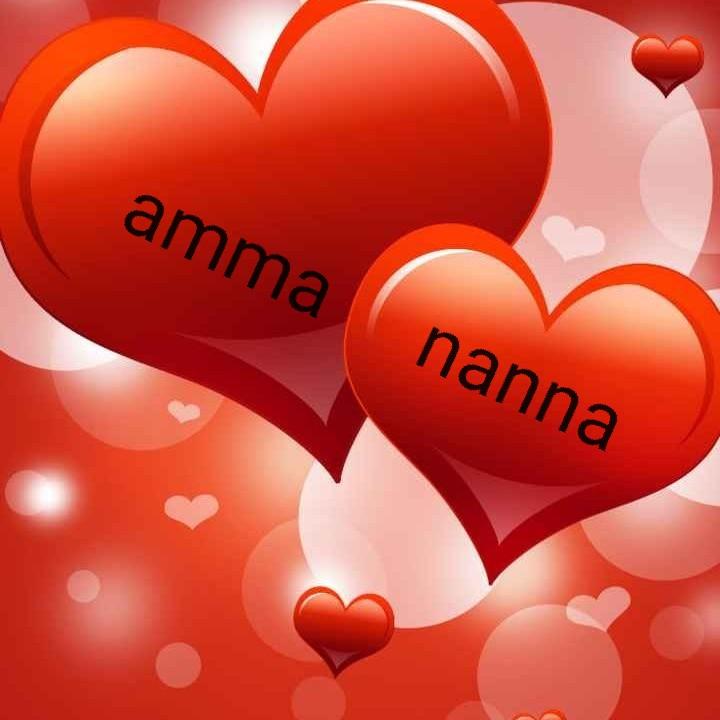 👫 బంధం - amma nanna - ShareChat