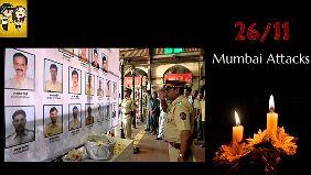 🙏 26/11 મુંબઈ હુમલો : 10 વર્ષ - 9 The Daily Status 26 / 11 Mumbai Attacks । 26 / ill २६ / ११ आतंकी हल्यात शहीद झालेले Mumbai Attacks पोलिस विर - जवानांना | | CEपनीक - ShareChat
