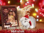 हैप्पी बर्थडे अभिषेक बच्चन - pho . to khaja happy birthday Abhishek - ShareChat