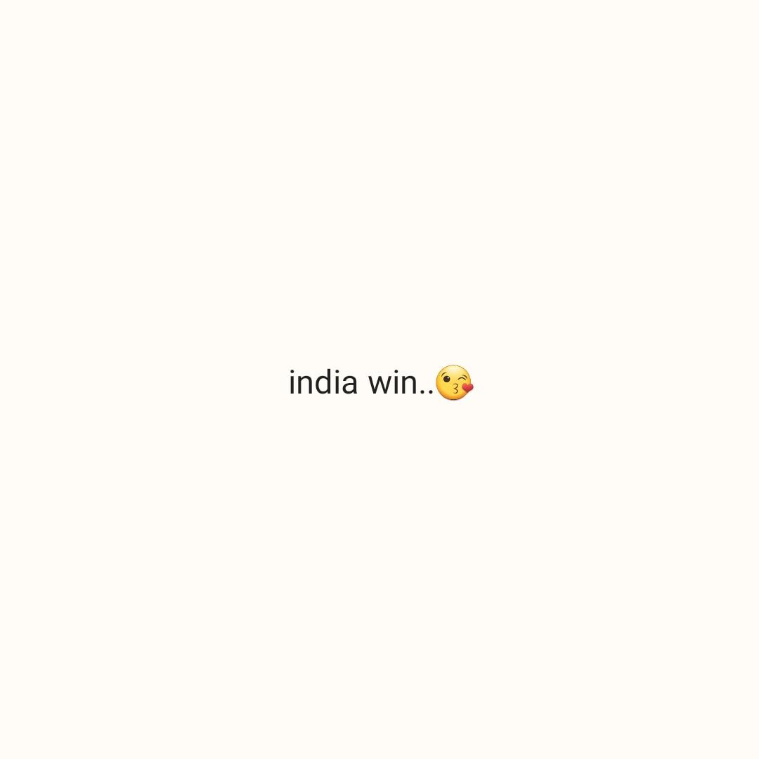 🏏 IND vs SA - india win . . - ShareChat