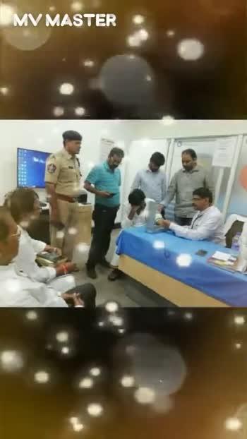 😷పవన్ కళ్యాణ్ కి స్వల్ప అస్వస్థత - M MASTER ( 14కeerendra MV MASTER - ShareChat