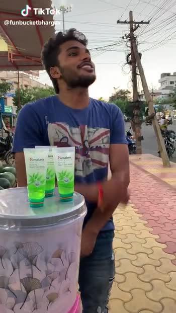 funny videos - nalan Vimalara alava @ funbucketbhargav @ funbucketbhargav - ShareChat