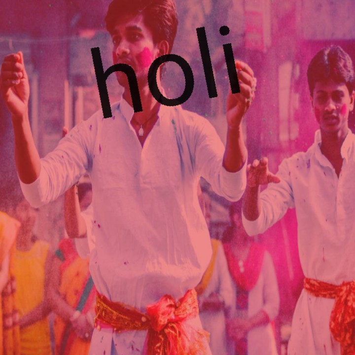 best friend - holi - ShareChat