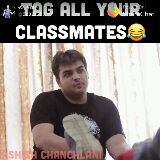 ଗୁରୁ ଶିଷ୍ୟ ଜୋକ୍ସ - Posted on : ShareChat @ 58223 TAG ALL YOURChat CLASSMATES LUIS CHANCHLANI - ShareChat