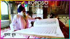 wmk..🙏🙏 - ROPOSO Download the app ਸਤਿਨਾਮ ਵਾਹਿਗੁਰੂ - ShareChat
