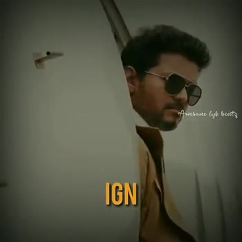mass hero vijay - Awesome lyk beats IGNORE NEGATIVITIES Awesome lyk becity IGNORE NEGATIVITIES - ShareChat
