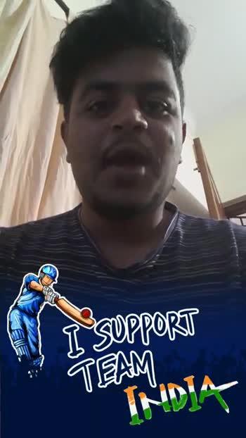 🏏 IND vs BAN - I SUPPORT I SUPPORT al - ShareChat