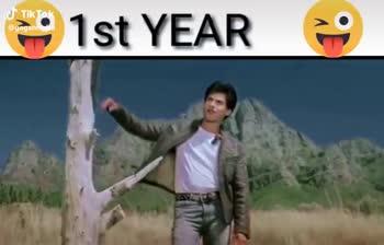 📜 Whatsapp स्टेटस - 29 2nd YEAR 20 Tik Tok @ gaganrudra FINAL YEAR 29 @ gaganrudra - ShareChat