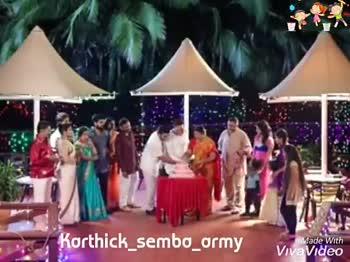💑 கார்த்திக்💘செம்பா - Korthick se mbg ormy Made With VivaVideo Karthick sembo _ army Made With VivaVideo - ShareChat