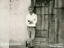 😢ਕਦੇ ਤਾਂ ਤੂੰ ਆਵੇਗਾ ਵੇ 😢 - ਜੇ ਏਨਾ ਹੈ ਤੂੰ ਸਤੌਣਾ ਤੇ ਸੀ @ AkashSahi Made With Viva Video ਗਿਆ ਛਾਡ ਕੇ Re @ AkashSahi Made With Viva Video - ShareChat