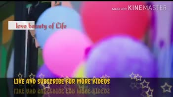whatsapp stutus - Made with KINEMASTER love bee LIKE AND SUBSCRIBE FOR MORE VIDEOS TIKE WMD GUIBE EDITORE AIDEOS Made with KINEMASTER love beauty of Cife LIKE AND SUBSCRIBE FOR MORE VIDEOS TIKE MMD 20CSIBE EOK MOGE 120E02 - ShareChat