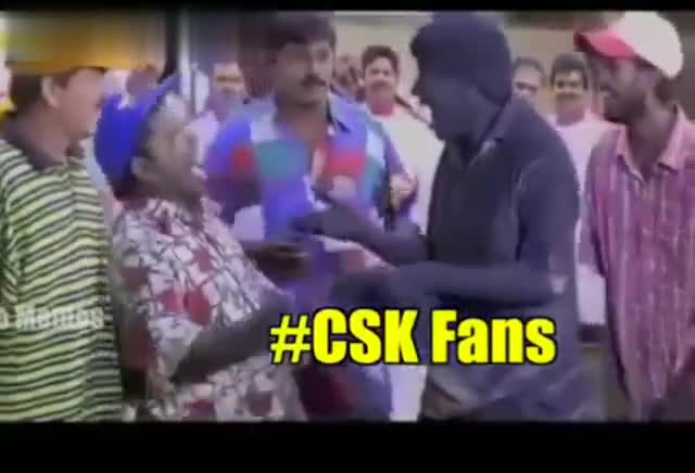 🏏 CSKக்கு பெரிய விசில் போடு - Download from Memes MUMBAI INDIANS Download from CREMONA SUPER KINGS # Haters - ShareChat