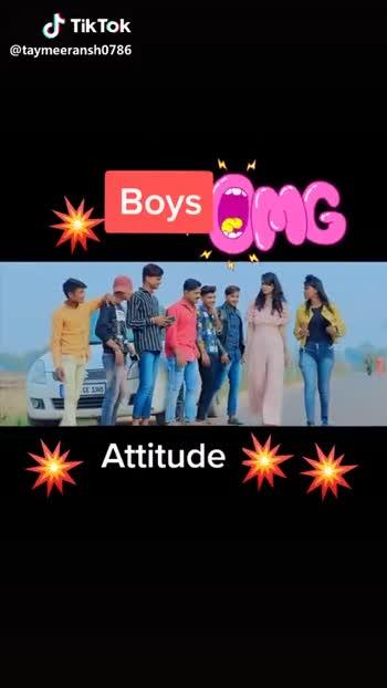 attitude - ShareChat